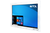 X7217-RT Industrial Panel Monitor - Resistive Touch Screen