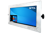 STX X7022-RT Harsh Environment Computer with Resistive Touch Screen