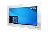 X4518-GS-RT Industrial Touch Monitor with native Carel's Boss support
