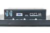 X7300 Industrial Panel PC - Matte Black Finish