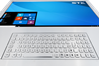 Industrial Computer with waterproof keyboard - X7222-KB - Keyboard View