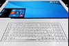 Industrial Computer with waterproof keyboard - X7224-KB - Keyboard View