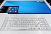 Industrial Computer with waterproof keyboard - X7217-KB - Keyboard View