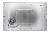 X4300 Industrial Panel Monitor - Aluminium Enclosure - Rear View