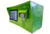 XCCK15-P Outdoor kiosk with printer (Custom Colour)