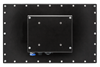X7600 Industrial Panel Monitor - PCAP Touch Screen - Matte Black Finish