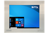 X5212 12.1 Industrial Touch Panel PC Computer for harsh Environments with Resistive Touch Screen and PCap Touch Scree