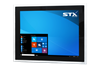 X7517-PT Industrial Panel Monitor with Projected Capacitive (PCAP) Touch Screen