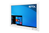 X7512-EX-RT Industrial Panel Extender Monitor with Resistive Touch Screen