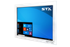 X4312-EX-RT Industrial Panel Extender Monitor with Resistive Touch Screen