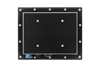 X4600 Industrial Panel Monitor - Rear View - Matte Black Finish