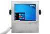 STX Technology X9017-RT Harsh Environment Monitor with Resistive Touch Screen