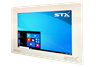 X5208-RT Industrial Touch Panel PC - Computer for Harsh Environments with Resistive Touch Screen