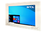 X5212 12.1 Industrial Touch Panel PC Computer for harsh Environments with Resistive Touch Screen and PCap Touch Screen