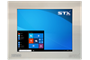 X5219 19 Inch Industrial Touch Panel PC with Resistive Touch or PCap screen