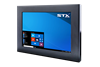 X7300 Industrial Panel Monitor - Aluminium Enclosure