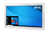 X7500 Fully sealed resistive touch panel pc